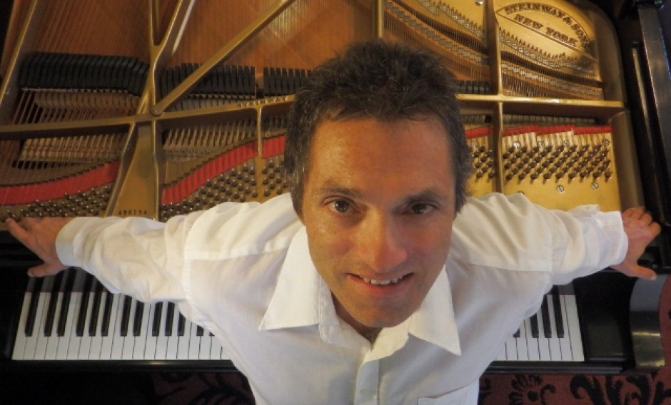 Christopher Boscole, pianist & composer