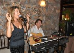 Performance at Infigo's in Princeville