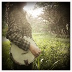 Korie and her Banjo