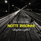 Album art for my upcoming mixtape 'Notti Insonni (Sleepless Nights)'