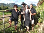 Westside Smitty Band in Koloa