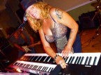 Rianne on keys