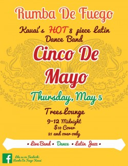 Cinco de Mayo - Latin Dance Party