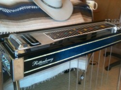 Origins and development of the Pedal Steel Guitar  by Jim Hollingsworth