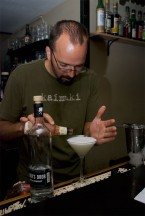 Feral Pig Mixologist and Part Owner